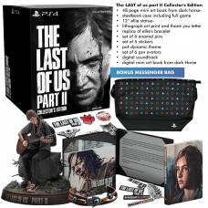 (PROMO) The Last of Us Part II Collector Edition +Messenger Bag