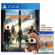 Tom Clancy's the Division 2 +DLC +Keychain Teddy Bear
