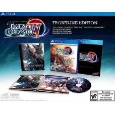 — PO/DP— The Legend of Heroes Trails of Cold Steel IV Frontline Edition (Oct 27, 2020)