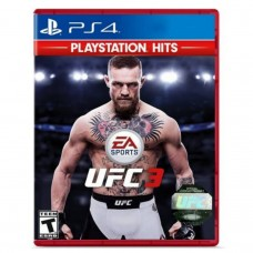 UFC 3 Ultimate Fighting Championship  PS-Hits (Sport)