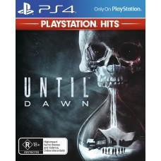 Until Dawn Playstation Hits