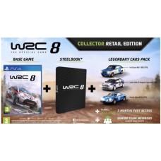 —PO/DP— WRC 8 Collector Steelbook Edition (Sept 2019)