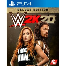 —PO— WWE 2K20 Deluxe Edition (Oct 22, 2019)