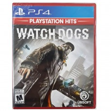 Watch Dogs 1 Playstation Hits