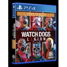 —PO/DP— Watch Dogs Legions GOLD Edition (Oct 29, 2020)