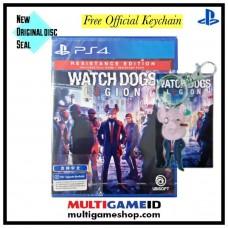 Watch Dogs Legion Resistance Edition +Keychain