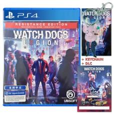 Watch Dogs Legion Resistance Edition +DLC +Keychain