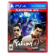 Yakuza Zero Playstation Hits