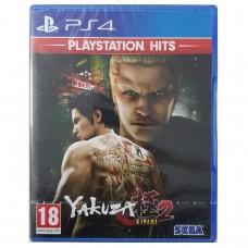 Yakuza Kiwami 2  Playstation Hits
