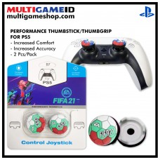 PS5 Performance Thumb Grips FIFA21 Green
