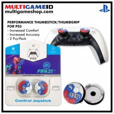 PS5 Performance Thumb Grips FIFA21 Blue