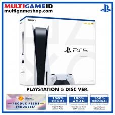 PS5 Console Disc Version PlayStation5 (Bundling V)