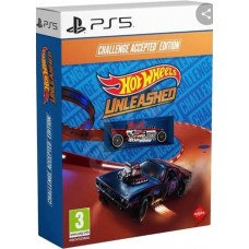 —PO/DP— Hot Wheels Unleased Challenge Edition (Sept 30, 2021)