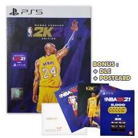NBA 2K21 Mamba Forever Edition +DLC +Postcards