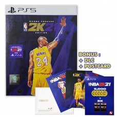 NBA 2K21 Mamba Forever Edition +DLC +Postcards