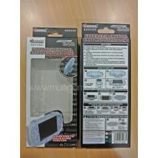 PSP 2xxx 3xxx Crystal Case with Stand (Good Quality)