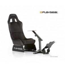 Playseat® Evolution Alcantara Black (Bahan Bludu)