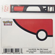 Pokemon Card Pokeball PlayMAT