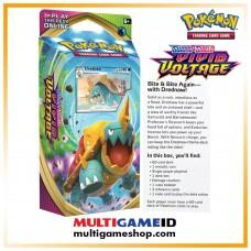 Pokemon TCG SS4 Vivid Voltage Theme Deck (Drednaw)