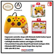 Switch Wired Controller Donkey Kong (PowerA)