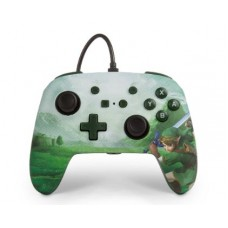 Switch Wired Controller Link Green Zelda (PowerA) 02138-1