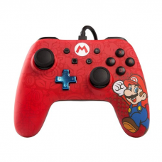 Switch Wired Controller Red Super Mario (PowerA) 2180-0