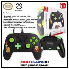 Switch Wired Controller Retro Zelda (PowerA)