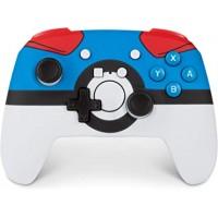 Switch Wireless Controller Pokemon GREATBALL (PowerA) 02035-3