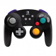 Switch Wireless Controller GameCube Black (PowerA) 01875-6