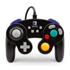 Switch Wired Controller GameCube Black (PowerA) 01892-3