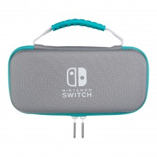 Switch Lite Protection Case Kit Turquoise Grey (PowerA) 02265-4