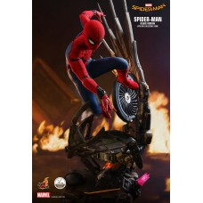 Marvel SpiderMan Home Coming Deluxe Special Edition HT QS015B