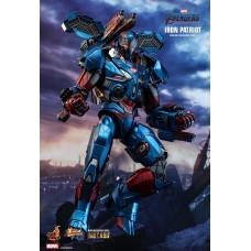 Marvel Avengers Endgame IRON PATRIOT HT MMS547D34