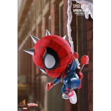 HT-COSB515 Marvel SpiderMan  (Spider Punk Suit) With Magnetic 18672-6