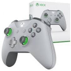 """NEW"" XBOX ONE Wireless Bluetooth Controller ""Grey/Green"""