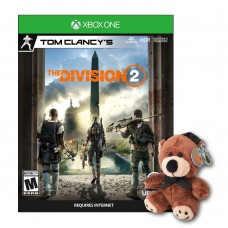 Tom Clancy's the Division 2 + Teddy Bear