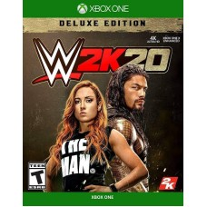 WWE 2K20 Deluxe Edition (Sport / Fighting)