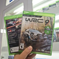 WRC 9 The Official Game (Rally Sport)