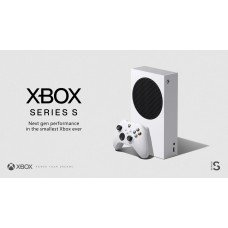 --PO/Down Payment-- Xbox Series S Digital Version Console (end Nov 2020)