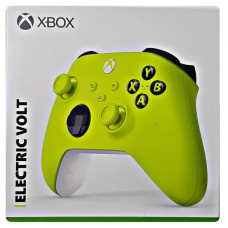 """New XBox Series Wireless Controller """"Electric Volt"""""""