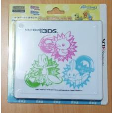 3DS-XL MaxGames Pokemon Card Case 6 Catridge Achamo-Kimori-Mizugorou  (M1616)