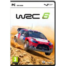WRC 6 (World Rally Championship)