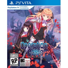 Operation Abyss: New Tokyo Legacy + Original Soundtrack CD