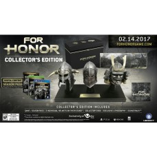 For Honor Collector Edition (Online) + Game + DLC + Steelcase