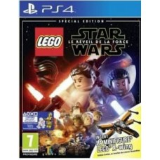 Lego Star Wars Force Awakens Special Edition + BB-8 Cling Bag