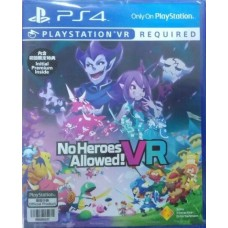 No Heroes Allowed! (VR Required)