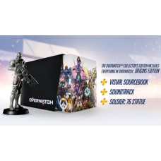 OverWatch Origins Collector's Edition +Game +Steelcase