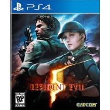 Resident Evil 5 BioHazard