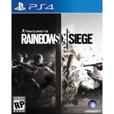 Tom Clancy's Rainbow Six Siege (Rating 7.9)