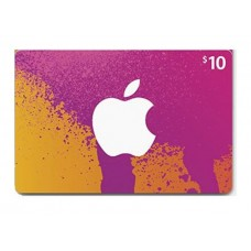 ITunes USD 10,-
